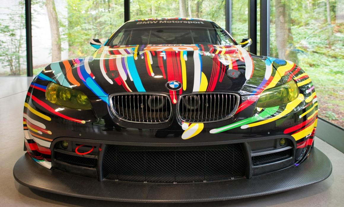 Kröller Müller Art Cars 2012
