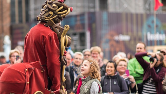 Arnhem Living Statues 2015