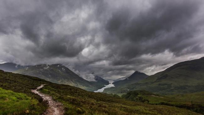 Schotland Lochaber Lochleven 2015