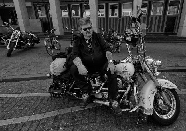 Arnhem Harleydag 2009 zw