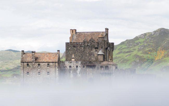 Schotland Lochaber Eilean Donan 2016