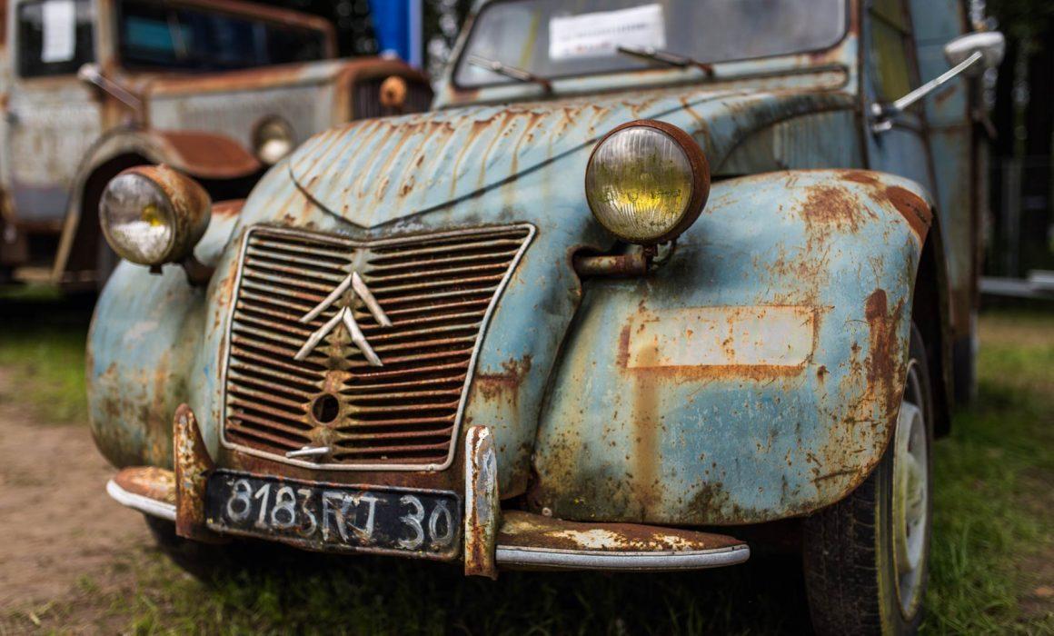 Citroën World Meeting ICCCR Middachten 2016