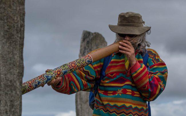 Schotland Lewis Hippies of Calanais 2016