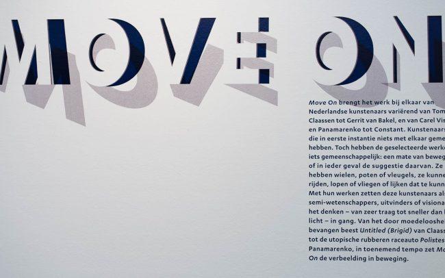 Kröller Müller Museum Move on 2016