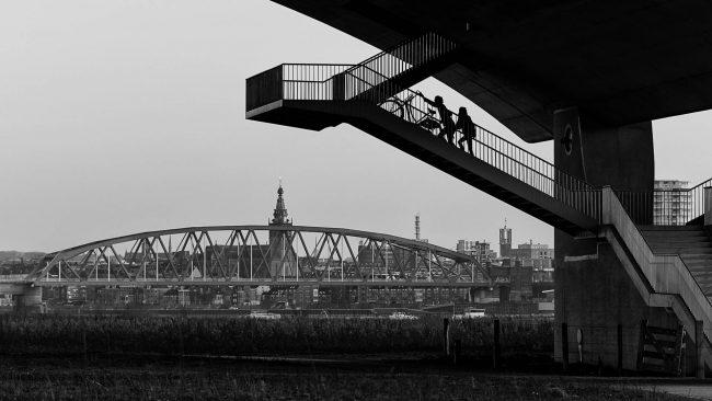 Oversteek Nijmegen 2017