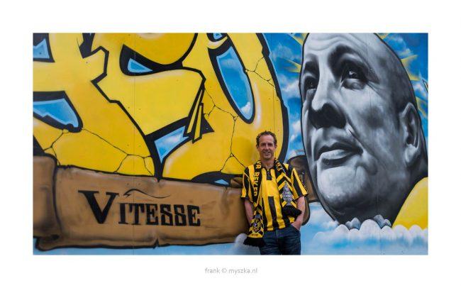Vitesse-fan Arnhem 2017
