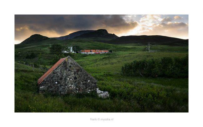 Skye Schotland 2018