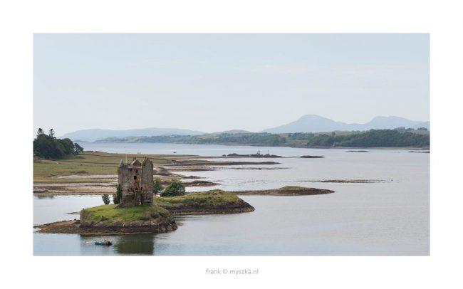 Castle Stalker Schotland 2018