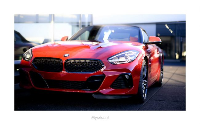BMW Ekris februari 2019
