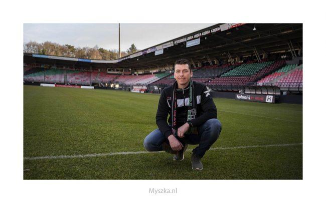 Sporttribune Dennis Hendriks maart 2019