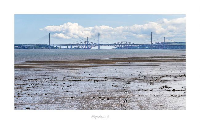Schotland, South Queensferry, juli 2019